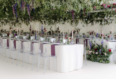 Wedding Trends Show Updates in Colors and Styles