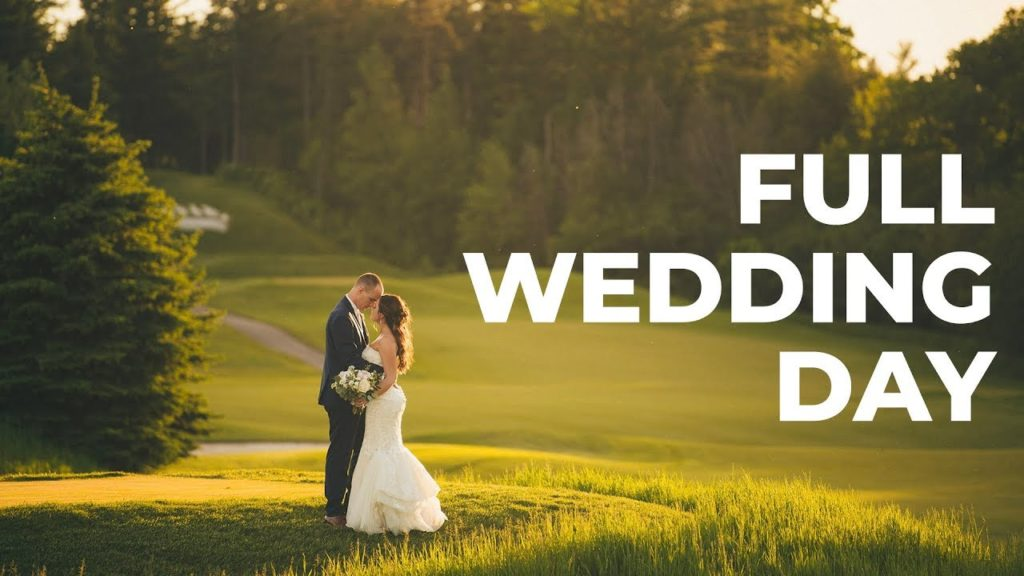 So many different options for your big day